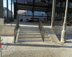 SN BILLON - Maillezais - CHANTIERS EN COURS - LES HALLES DE MARENNES