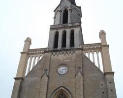 SN BILLON - Maillezais - CHANTIERS EN COURS -  EGLISE SAINT LOUP LAMAIRE
